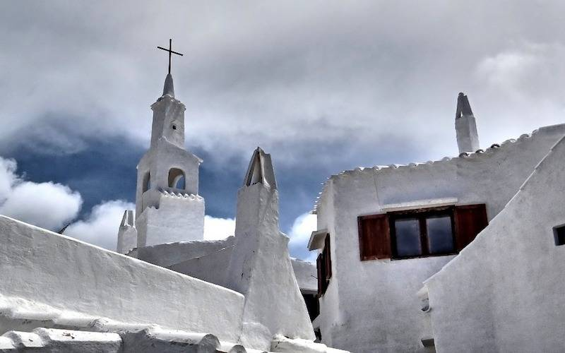 Church in Menorca