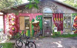 Freetown Christiania Before you Die! Hippie Heaven