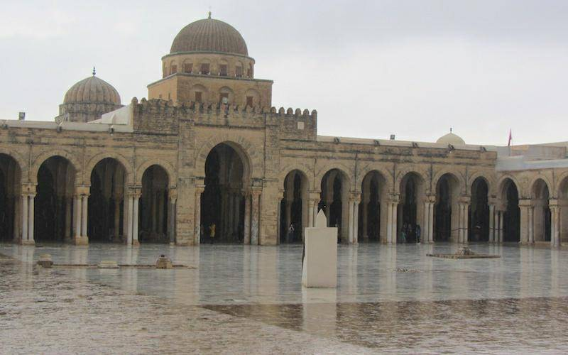 Kairouan Great Mosque and Zaouia of Sidi Sahab