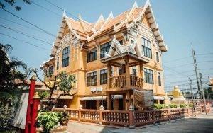 Songdhammakalyani Monastery – The First All-Female Thai Buddhist Monastery