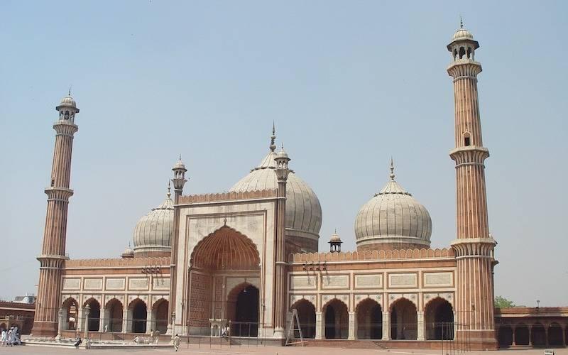 Jama Masjid Delhi Backpacking