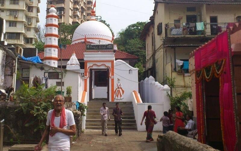 Temples in Mumbai, India