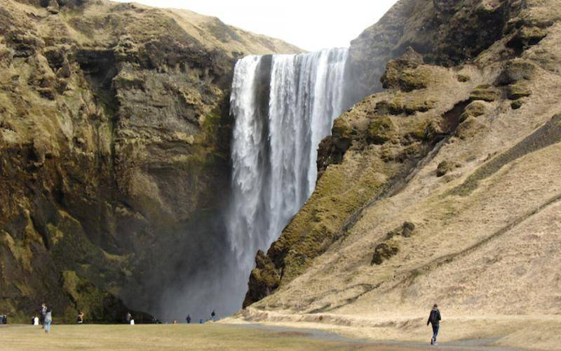 South Coast of Iceland – Astounding Waterfalls, Volcanoes and Glaciers