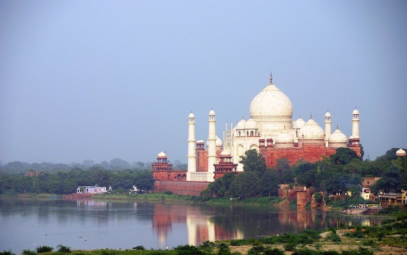 The Best 5 Star Hotels in Agra