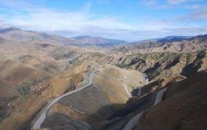 The Atlas Mountains – Tichka Pass from Marrakech to Ouarzazate