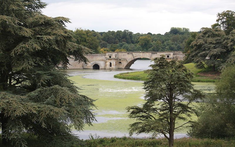 Blenheim Palace – The Finest View in England