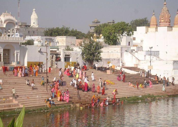 Brahm Ghat Pushkar