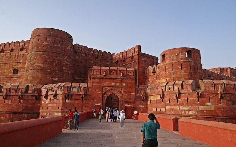 Places to Visiti in Agra - Agra Fort