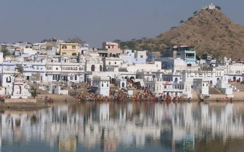Places to visit in Pushkar - Pushkar Lake