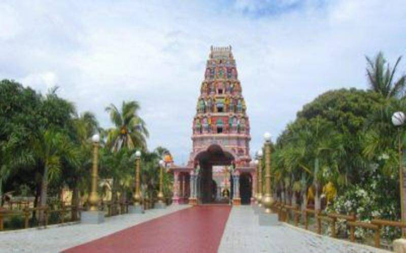 Temples in Mauritius