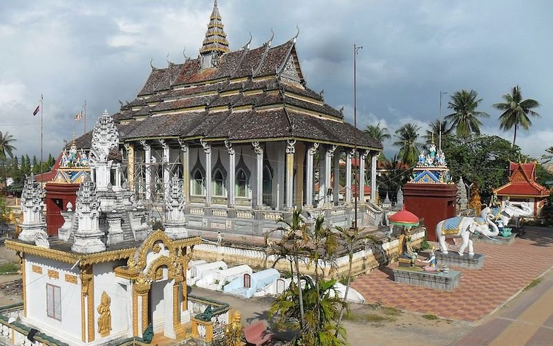 Buddhist Temple Battambang