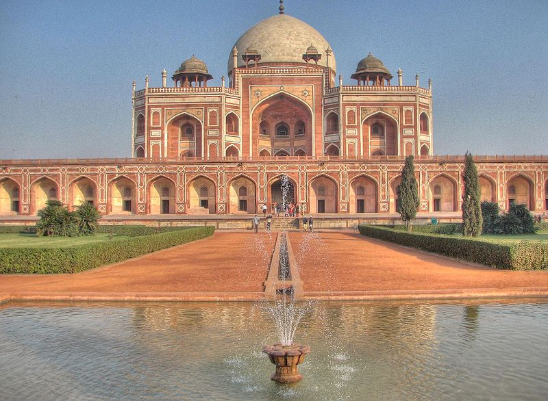 Humanyun's Tomb Delhi