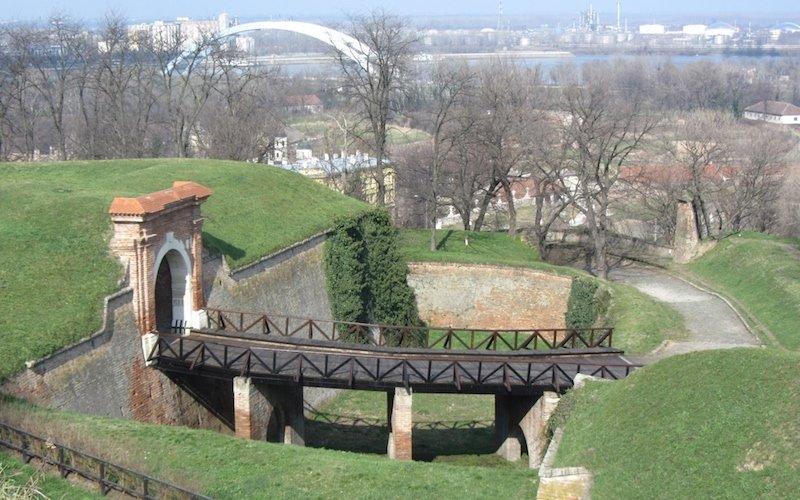 Novi Sad Fortress Petrovaradin