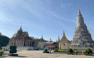 Phnom Penh Royal Palace Guide
