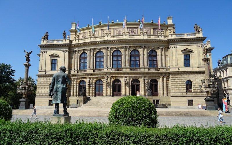 Prague Philharmonic Hall