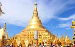 Shwedagon Pagoda, Bagan and the Beautiful Temples of Myanmar