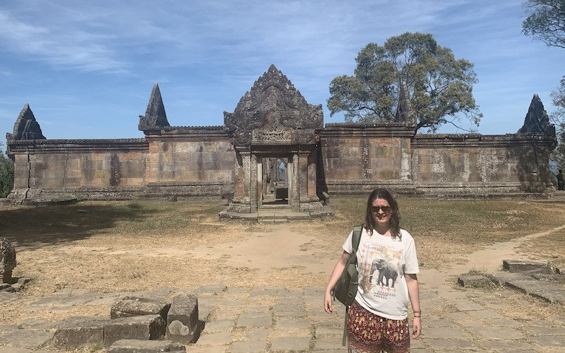 Preah Vihear Tour – A Peaceful Alternative to Angkor Wat