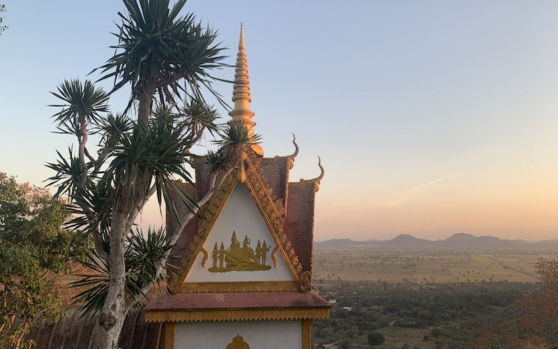 Siem Reap to Battambang