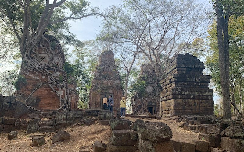 Koh Ker Temples – Cambodia's hidden Archaeological Park