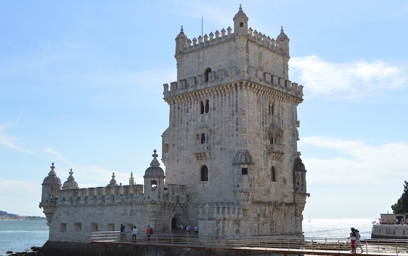 4 days in Lisbon - Belem Tower