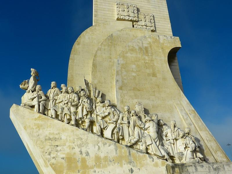 4 days in Lisbon - Discovery Monument