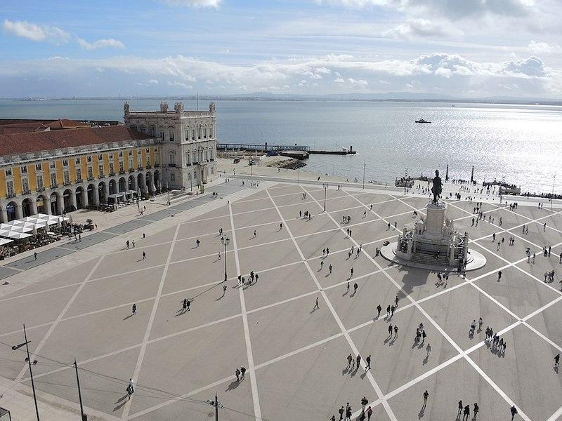 Praca do Commercio Lisbon