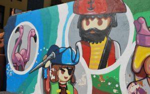 Puerto de la Cruz Street Art that will Blow Your Mind