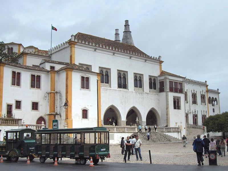 Sintra National Palace