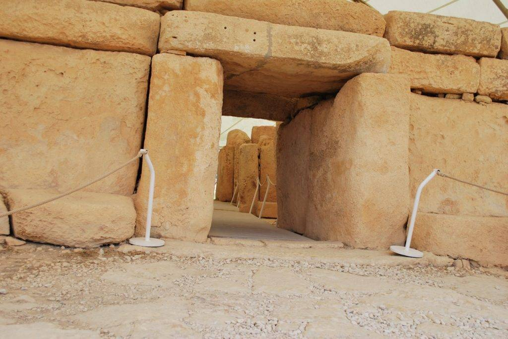 The Amazing Prehistoric Hagar Qim Temples of Malta