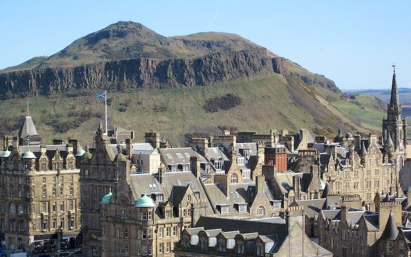 48 hours in Edinburgh