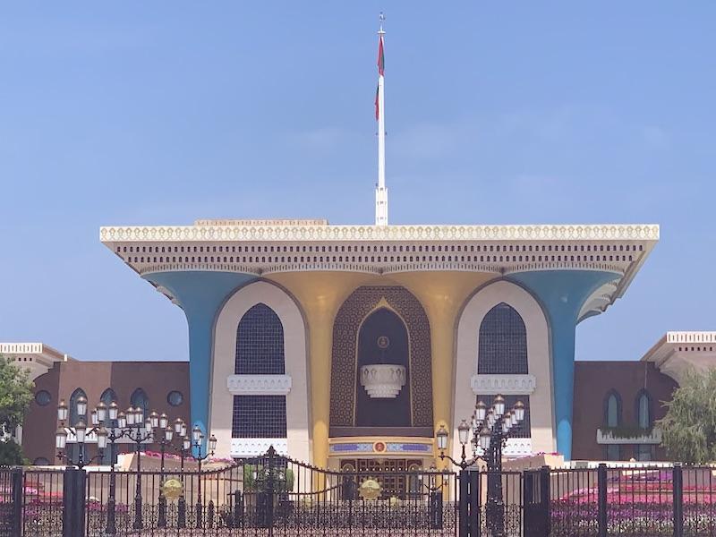 Al Amin Palace Muscat