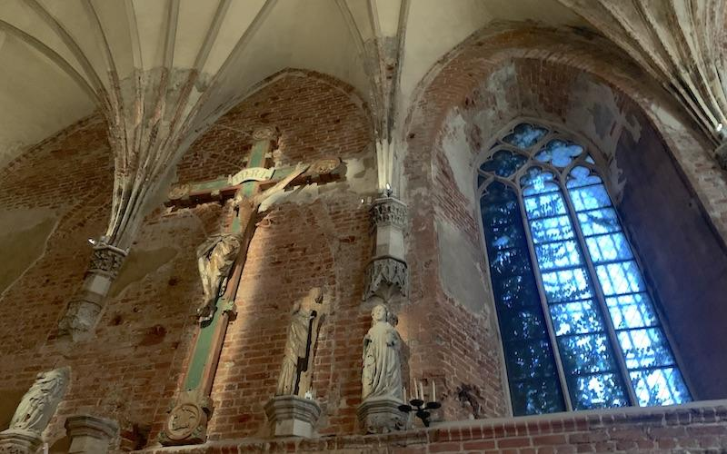 St Marys Church Malbork Castle