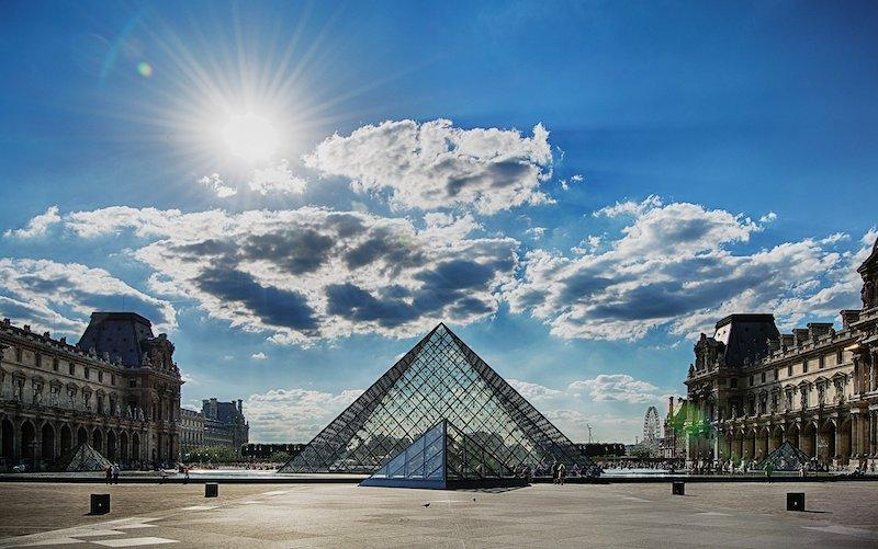 Paris in 3 days - Louvre Museum