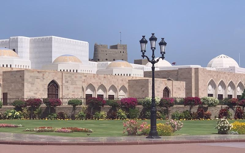 How to Spend One Day in Muscat