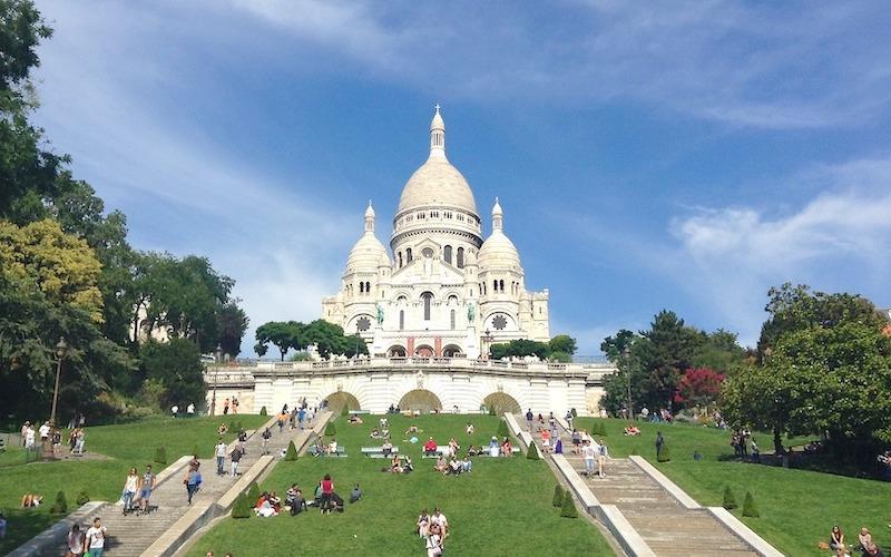 Paris in 3 days - Sacre Coeur