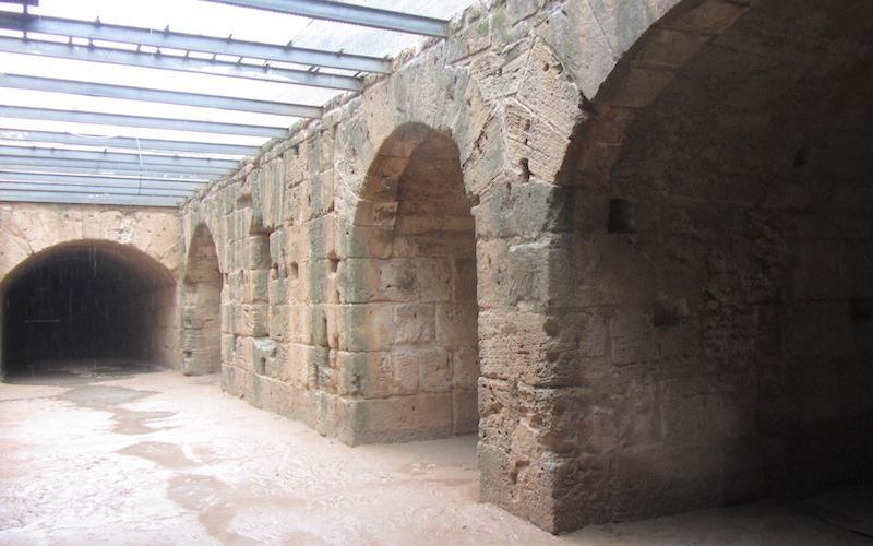 Underground El Djem Amphitheatre