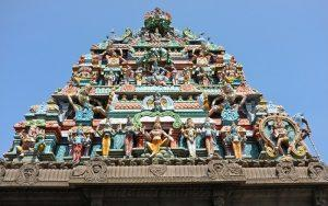 Famous temples in Chennai