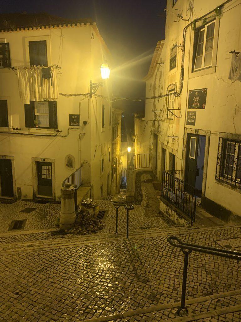 Streets Alfama