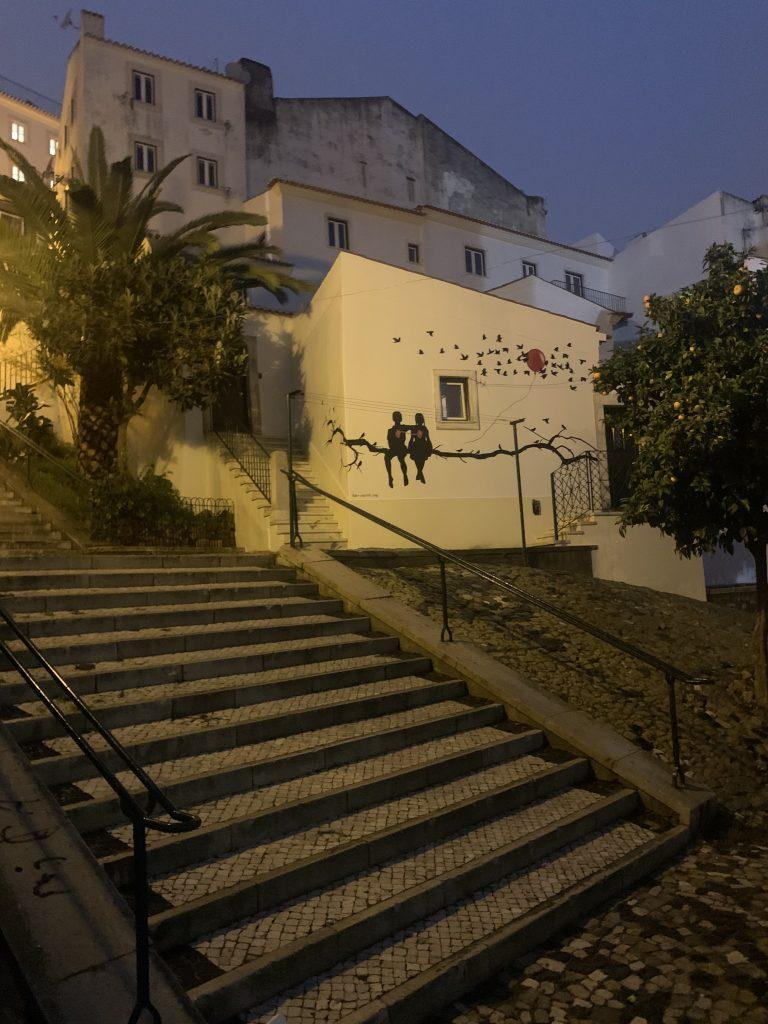 Alfama Night