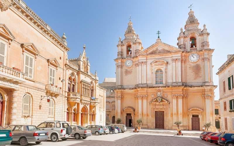 Cathedrals in Malta
