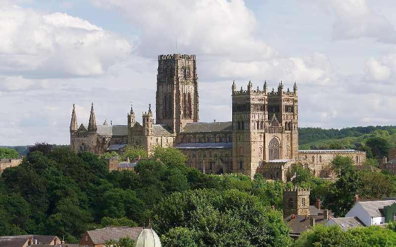 Churches in Durham