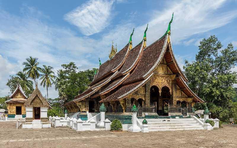 Luang Prabang Temples