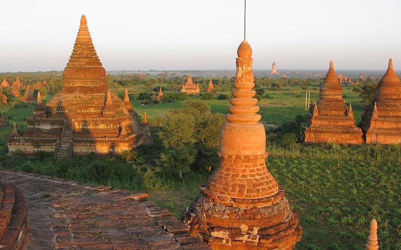 best temples in Bagan